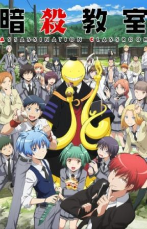 Assassination classroom Info by Karma_iz_4_Yui