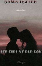 Ice girl VS Bad boy by TriciaRr69