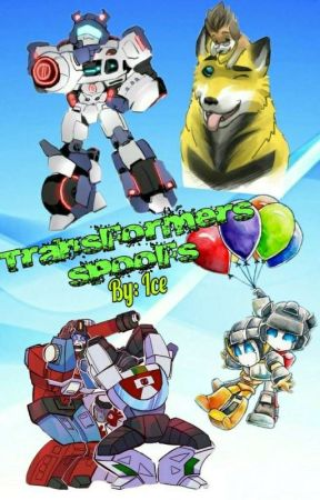 Transformers Spoofs  by Ice-Ninja