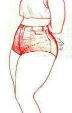 """Solo para chicas gordas"" by SiPudieraVolar"