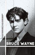 Bruce Wayne • Carl Gallagher by Tyner1125