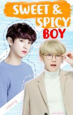 Sweet and Spicy Boy. ||CHANBAEK|| by Odaxing