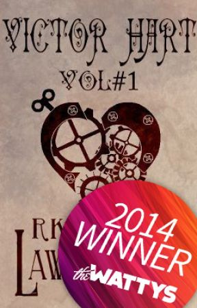 Victor Hart: Volume 1 (winner of 1st prize Litarium Steampunk Competition) by RKLawrence