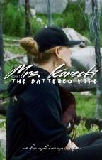 Mrs. Konecki : The Battered Wife by peanut_0x