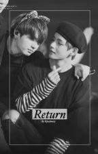 Return | vkook by justmex3