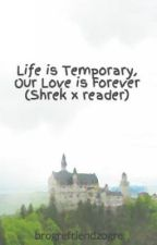 Life is Temporary, Our Love is Forever (Shrek x reader) by brogrefriendzogre
