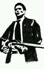 Shotgun man by MattBarx