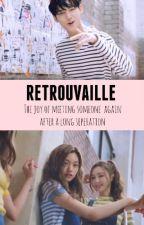 Retrouvaille   Mingyu x Doyeon  by wonwooreoooo