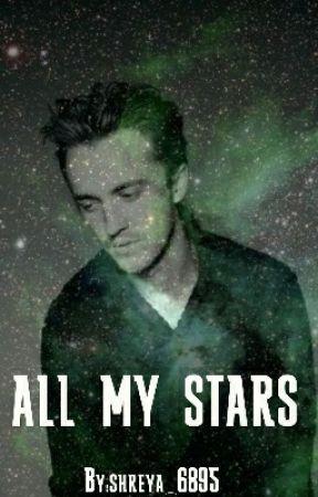 All My Stars | Draco Malfoy. by shreya_6895