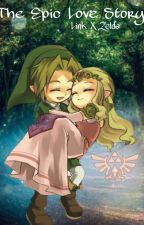 The Epic Love Story (Link x Zelda) by Yurishion