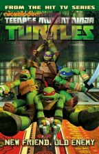TMNT 2012: (Vol 1, Issue 3) New friend, old enemy by TMNT64874686283