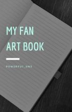 Fan Art Book by p0w3rfu1_0n3