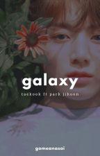 Galaxy [taekook ft park jihoon] by crybabykookies