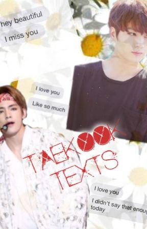 Texts ~ taegguk.♥ 4. by dattebayofaeritail