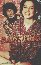 savages||richie tozier by anakinfwrce