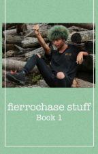 Fierrochase Stuff Book 1 by cherrypoohbear