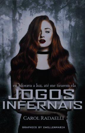 Jogos Infernais by CarolRadaelli