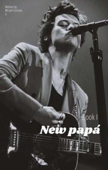 New Papá    Book#1 #Wattys2016