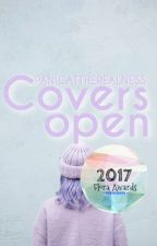 Book Covers | OPEN by PanicAtTheRealness