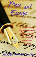 Prose and Essays by mimiemay27