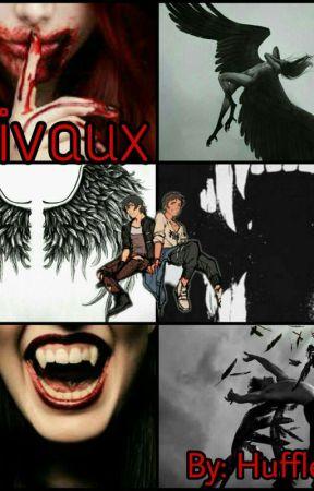 Rivaux | Klance  by Huffle666