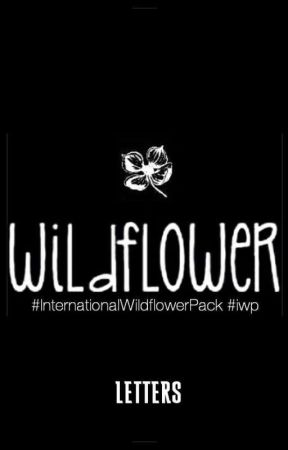 IWP LETTERS by Inter_WildflowerPack