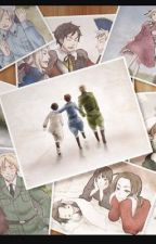 (Hetalia) The truth of the past  by Charlotte769