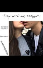 Stay with me. [NashGrier]  by MaferMendes05