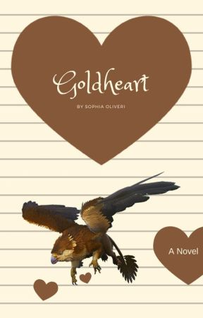 Goldheart[A Novel] by Akihawka