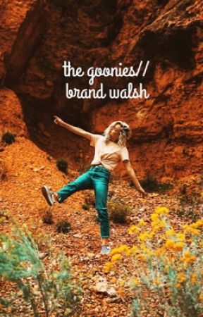 The Goonies// Brand Walsh by Malyndah