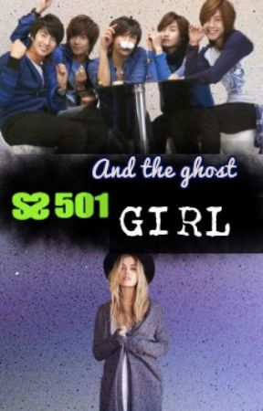 SS501 and the ghost girl by -Imweird