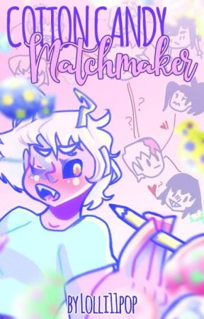 Cotton Candy Matchmaker by Lolli11pop