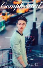 Complicated↠Harrison Osterfield {COMPLETED} by hollandbrothers2013