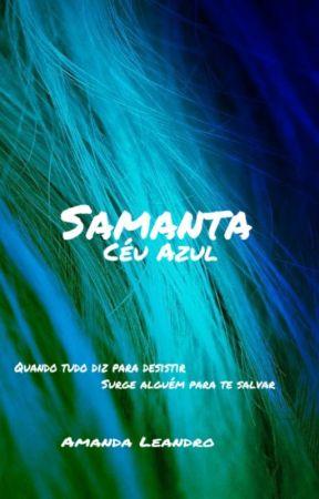 Samanta Céu Azul by amandakaka