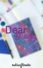 Dear Diary | fargetta. by rubiusftmxhe