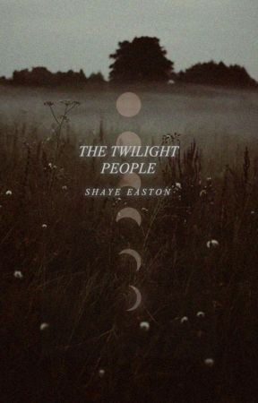 The Twilight People by ghostclubs