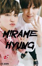 Mírame Hyung ||Yoonmin|| by KS_Ann