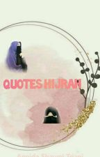 Quotes Hijrah by AnnidaShaumi06
