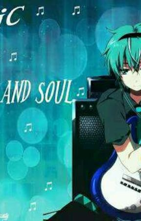 Music Lyrics  by Riel_Scarlet