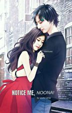 Notice Me, Noona! // jjk-pjy by yochi-yang