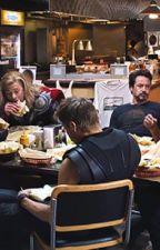 Préférence Avengers  by inaa-osaki