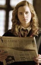 Follow Me Hermione // Draco x Hermione by Rarabunny1
