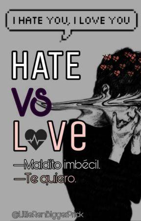 Hate vs Love (Gay) #2 by LittleRenBiggerPrick