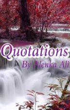 Quotations by AlenkaMalkov