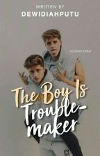 The Boy Is Troublemaker by dewidiahputu