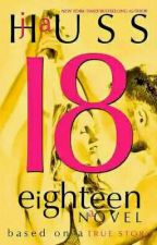 J.A. Huss - Eighteen by julia867