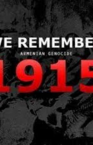 Remembering The Armenian Genocide. by Vico96