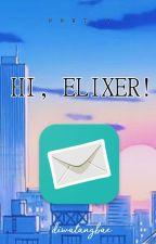 Hi, Elixer! by diwatangbae