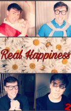 Real Happiness by -Satan_-