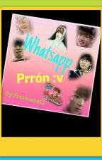 Whatsapp Prrón :v (BTS y Tu) by tEnhoUres